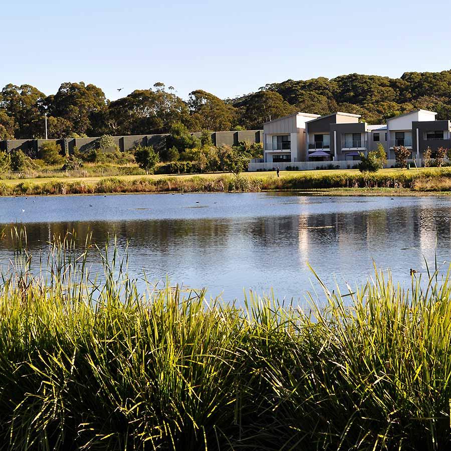 Wetlands developments